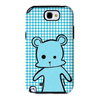 Snow Bear blue for Toughcase(Galaxy Note2)