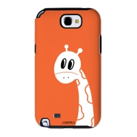 Orange Giraffe for Toughcase(Galaxy Note2)