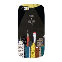 Stars In New York City for Slimpackcase(iPhone 5/5S)