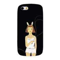 A Rabbit for Slimpackcase(iPhone 5/5S)