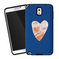 Heart for galaxy Note3 Tough Case [Myung Jin]