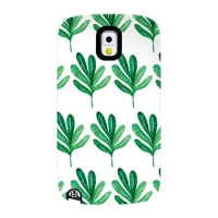Leaf-White for Slimpackcase(Galaxy Note3)