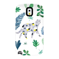 Leopard-White for Slimpackcase(Galaxy Note3)