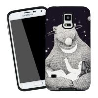 Good Night for Galaxy S5 Tough Case [Kong Eunjee]