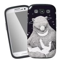 Good Night for Galaxy S3 Tough Case [Kong Eunjee]
