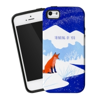 Thinking of you 1 for iPhone 5(s) Tough Case [Kong Eunjee]