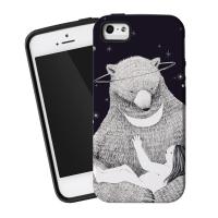 Good Night for iPhone 5(s) Tough Case [Kong Eunjee]