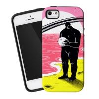 A stray planet for iPhone 5(s) Tough Case [Kong Eunjee]