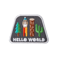 Hello World Patch