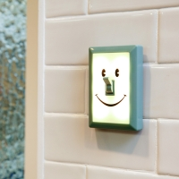 [SPICE] SMILES SWITCH LED LIGHT - GREEN