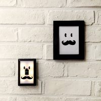 [SPICE] SMILES SWITCH LED LIGHT - BLACK