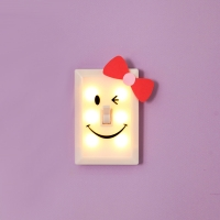 [SPICE] SMILES SWITCH LED LIGHT - WHITE