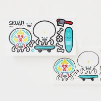 [TRF] SKULLi sticker