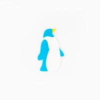 [Re:VERSE] Felt Applique - A-12 Penguin