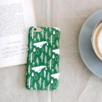 [duboo] Norwegian Wood Olive iPhone6 Case
