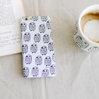 [duboo] Owl Black iPhone 6 Case