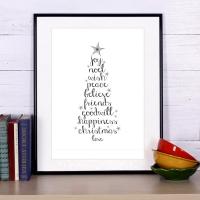 ũ�������� Ʈ�� Ÿ���� ī�� ������ ���� ��ǰ_Christmas Tree