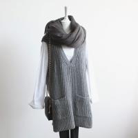 market knit vest