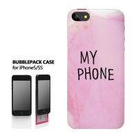 ���ۼ�Ʈ�÷��� ������5/5S ���������̽� _ My phone pink