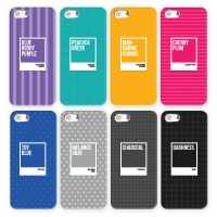 [TRF] COLOR & PATTERN case