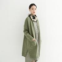 y pocket knit(2color)