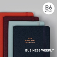 2015 Appointment Planner [B6 Business Weekly Plan]