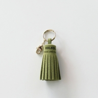 Soft Tassel-Field green