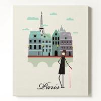 ĵ���� ������ ��Ʈ ���� Man in Paris �ĸ�