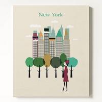 ĵ���� �Ž� ������ ���� The park in New York