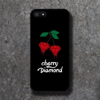 'MOKSTER' DIA CHERRY BLACK CASE