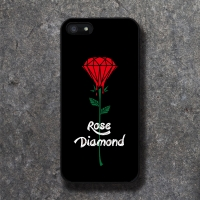 'MOKSTER' DIA ROSE 01 BLACK CASE