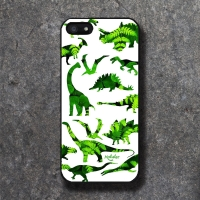 'MOKSTER' FOREST DINO 01 BLACK CASE