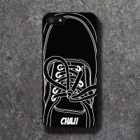 'CHAJI' REAL SHOE (BLACK) BLACK CASE