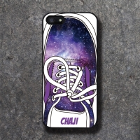 'CHAJI' REAL SHOE (UNIVERSE) BLACK CASE