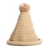 Britt Pom-Pom Hat BEIGE (A013BG)