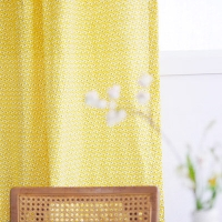 [duboo] Lemon Cherry Curtain