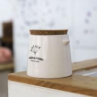 Languoim ceramic storage jar-����