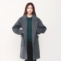 oversize out pocket COAT /  WVCT501-FMG