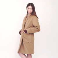 oversize out pocket COAT / WVCT501-FCM