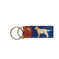 Key Fob Dogs - Yellow Lab