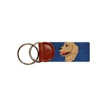 Key Fob Dogs - Retriever Head