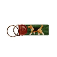 Key Fob Dogs - Fox And Hound
