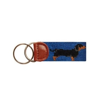 Key Fob Dogs - Dachsund