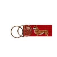 Key Fob Dogs - Corgi
