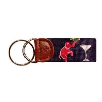 Key Fob Animal - Elephant Martini