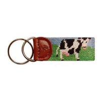 Key Fob Animal - Cow