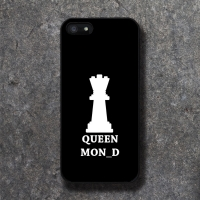 'MOKSTER' CHESS S(WQ) BLACK CASE