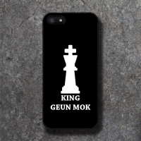 'MOKSTER' CHESS S(WK) BLACK CASE