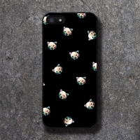 'KAKYUNG' POLAR BEAR(BK) BLACK CASE