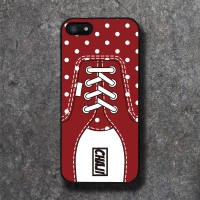REAL SHOE DOT RD BLACK CASE